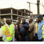 """""""The Construction Of Flyover At Pen Cinema Agege Has Started"""" – Akinwunmi Ambode"""