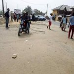 Woman Hit By Yahoo Boy With His Car In Delta Dies (Photos)