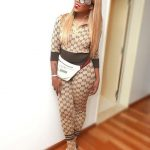 Tiwa Savage Stuns In Gucci Outfit At Soundcity MVP Awards (photos)