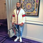 Hushpuppi Sings Praises After Buying Customised Gold Iphone X In Dubai (Video)