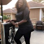 "Funke Akindele Shows Her ""Shaku Shaku"" Dancing Skills (Video, Pics)"