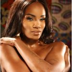 Seyi Shay Breaks The Internet As She Goes Completely Topless In New Photos