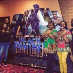 See Africans In America Dressed To Go See The Movie, Black Panther (photos)