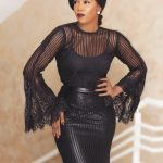 Tiwa Savage Wows In Net Gown And Oiver Twist Cap (Photo)