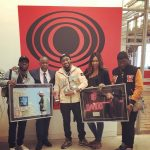 Davido Shares His Trophies As His Songs 'IF' & 'FALL' Goes Diamond In Sales