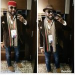 """""""Where Is Your Wedding Ring?"""" – Banky W Asked By Fan. Banky Replies"""