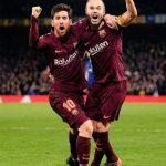 VIDEO: Chelsea 1 – 1 Barcelona [Champions League] Highlights 2017/18
