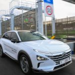 Watch The World's 1st Self-Driving Hydrogen Car Complete A Record 118-mile Trip