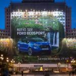 Ford's EcoSport Sets New Guinness Record For World's Largest Billboard In Spain