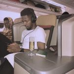 Johnny Drille Excited About Travelling Out Of The Country For The First Time