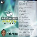 MIXTAPE: Dj LilPrince – NaijaCover.Com March 2018 Industry Mix