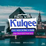 Facts with Kulqee: Easy Steps On How To Build Your First 1,000 loyal fans.