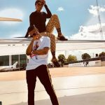 Wizkid And Tiwa Caused A Scene As They Stepped Out For A Lunch Date (pics,vid)