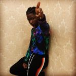 Lil Kesh And His Family Looking Cute, Olamide Reacts. (Photos)