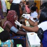 BEAUTY QUEEN AND MEDICAL STUDENT, QUEEN STEPHANIE, BRINGS SUCCOR TO INTERNALLY DISPLACED PERSONS IN ABUJA