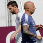 Argentina coach, Sampaoli Reveals What Messi Will Do Against Super Eagles