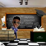 MUSIC: Jayglitz-Straight Outta UAM(Prod.by Geez Beats)