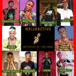 Naijaactive Artiste Of The Week Contest
