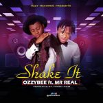 MUSIC OZZYBEE FT MR REAL – SHAKE IT (PROD BY YOUNG JOHN)
