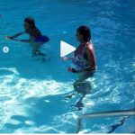 3 Sisters – Pregnant Linda, Laura & Sandra Ikeji Hit The Swimming Pool In Bikini