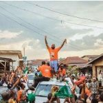 Davido Escapes Being Shot During PDP Rally In Osun? See His Tweet