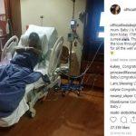 BREAKING! Linda Ikeji Gives Birth To Bouncing Baby Boy (Photos)