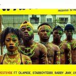 MUSIC: Westsyde Ft Olamide, Terri, Barry Jhay & Lyta – Kpakujemu