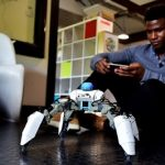 26-Year-Old Nigerian Becomes World's Highest Paid Robotics Engineer… (PHOTOS)