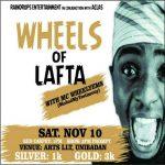 EVENT: Wheels Of Lafta With MC Wheelyems