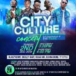 EVENT: YCG Music Presents City Culture Concert