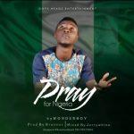 MUSIC: WonderBoy – Pray For Nigeria
