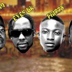 MUSIC: Fhizzy X Eyes BK X Sawdhiq X Zyba – Juju Guns & Rose (Cover)