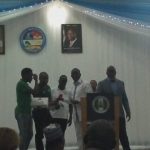Jubilation As Governor Gifts Super Eagles $50,000 For AFCON Qualification.Photos