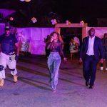 """Am Happy Am Living My Dreams"" Tiwa Savage Rock See Through Dress On Stage"