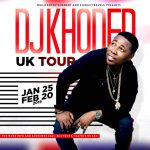 DJ Khoded storms UK for most anticipated Tour