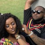 """Davido's Girlfriend, Chioma Returns To Instagram, Says """"Delay Is Not Denial"""