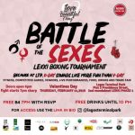 """Event: This Valentine: Lagos Terminal Park Brings """"Battle of the Sexes"""" To Lekki For The First Time."""