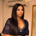 Toke Makinwa Reacts To Viral Video Of Nigerian Woman Publicly Eulogizing Husband