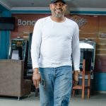 Saidi Balogun Celebrates President Buhari Win Already, Fans Curse Him