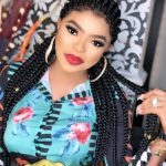 Bobrisky Pictured Without Filters And Boobs Shifted To One Side On Movie Set