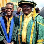 FUNAAB Students Build N5 Million Car Park, Names It After Buhari