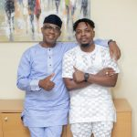 """""""A Proud Son Of Ogun State"""" – Governor-Elect Dapo Abiodun With Olamide"""