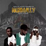 MUSIC: Makzy Ft Jayglitz , Rudeboi_lili – Normally (Prod. Geezbeat)