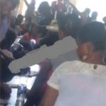Serious Tragedy Averted As Ceiling Fan Falls During A Lecture At UNILAG (Video)