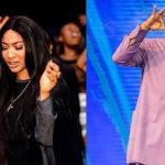 Fatoyinbo: Tonto Dikeh Allegedly Silent Because She Is A Senior Elder At COZA