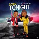 MUSIC: WIZDOM X ORNOR DEE – DOWN TONIGHT (PROD BY DEL B)