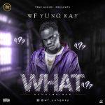 MUSIC: Wf Yungkay – What (M&M By Qhinck)