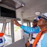 Sanwoolu Launches Lagos Ferry's Commercial Operations