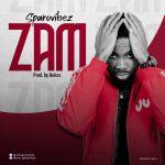 MUSIC: SparoVibez – ZAM | @iamsparovibez