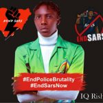 MUSIC: IQ Rishie – End SARS